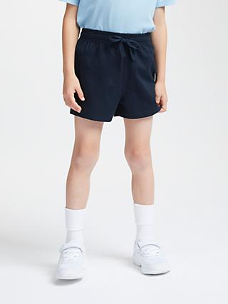 John Lewis & Partners Children's Cotton School PE Shorts