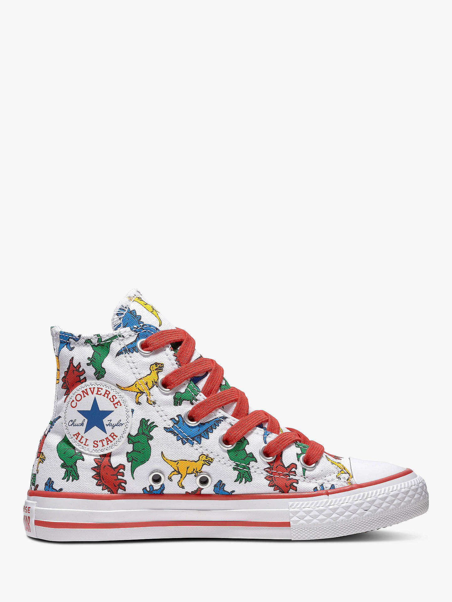 545cac2f84c5 Buy Converse Children s All Star Dinoverse Hi-Top Trainers