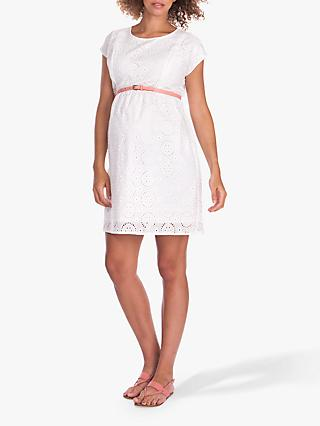 Séraphine Harley Maternity Dress, White