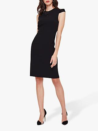 Damsel in a Dress Lowri Mesh Detail Dress