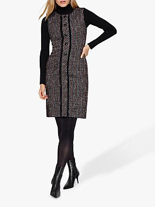 Damsel in a Dress Amara Tweed Dress, Multi-coloured