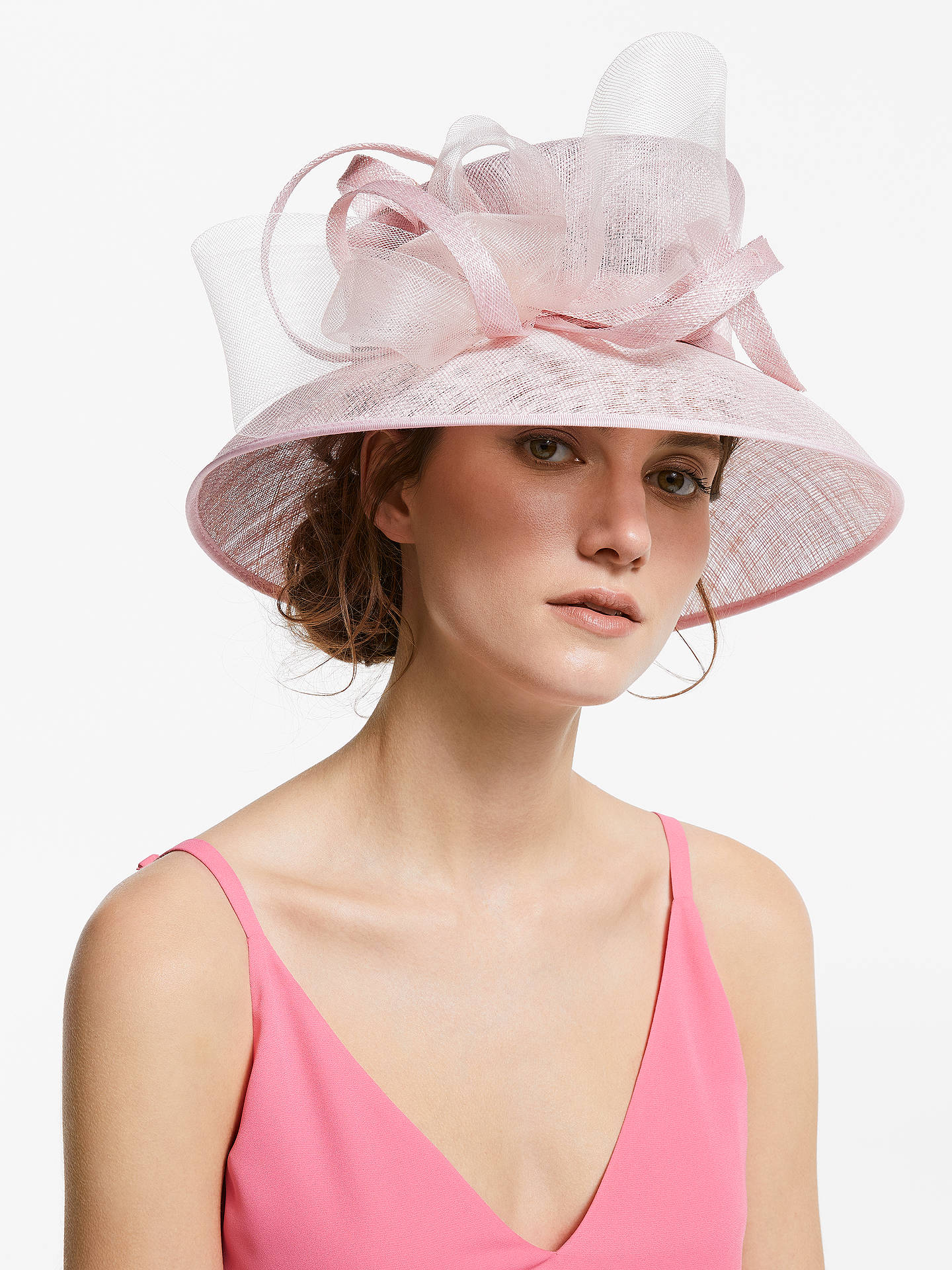 BuyJohn Lewis   Partners Margo Loop Occasion Hat 863a4fd891d