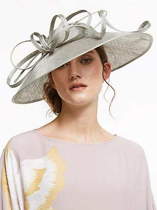 dcda14440b3 John Lewis   Partners Harper Feather Quills Disc Occasion Hat