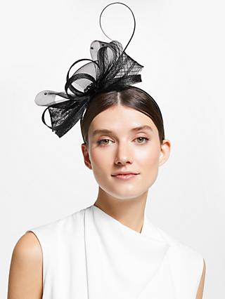 John Lewis & Partners Molly Bow Fascinator