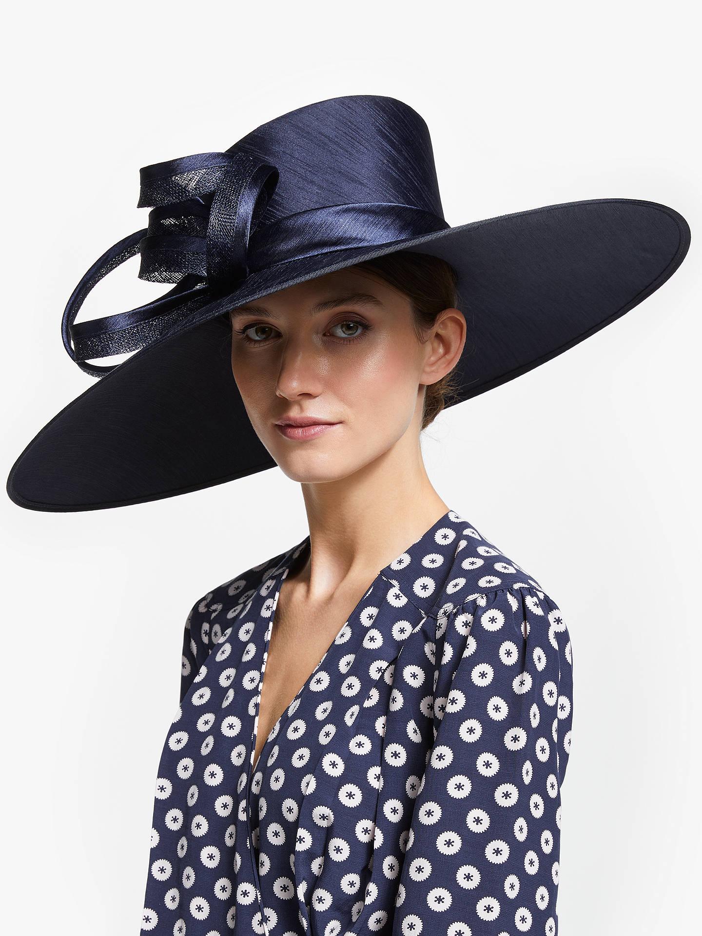 52ce43ccc9f38 John Lewis   Partners Tanya Wide Brim Occasion Hat at John Lewis ...