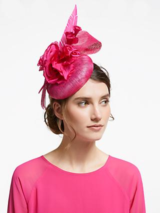 84d1fd8e240a0 John Lewis   Partners Alexia Feather Floral Fascinator