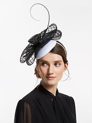 1e7ab59083f36 John Lewis   Partners Pippa Pillbox Bow Fascinator