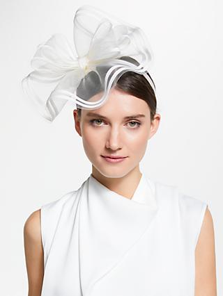 John Lewis & Partners Polly Exaggerated Bow Fascinator