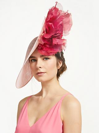 6274077904a Bundle MacLaren Millinery Arabella Statement Flower Detail Disc Occasion Hat