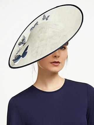 99591cd1614e4 Bundle MacLaren Millinery Storm Butterfly Disc Occasion Hat
