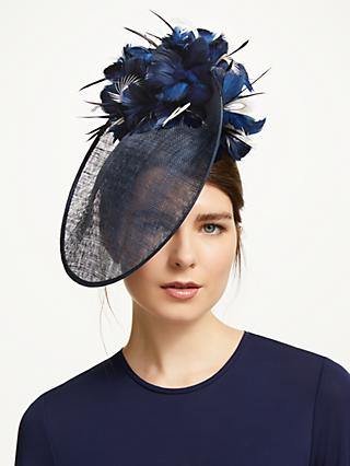 e742562b6658c Bundle MacLaren Millinery Gina Feather Flower Occasion Hat