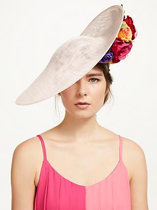 46b25e563f67b Bundle MacLaren Millinery Clara Roses Disc Occasion Hat