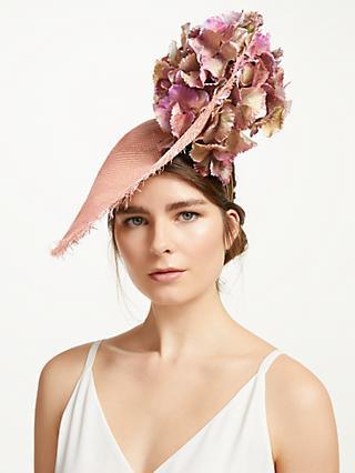 c76e0849e39c8 Bundle MacLaren Millinery Lola Frayed Brim Floral Disc Occasion Hat