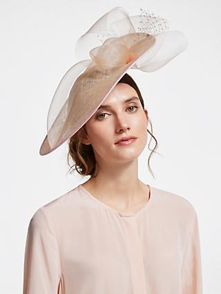 3adf57293ac John Lewis   Partners Vanessa Fine Loop Disc Occasion Hat