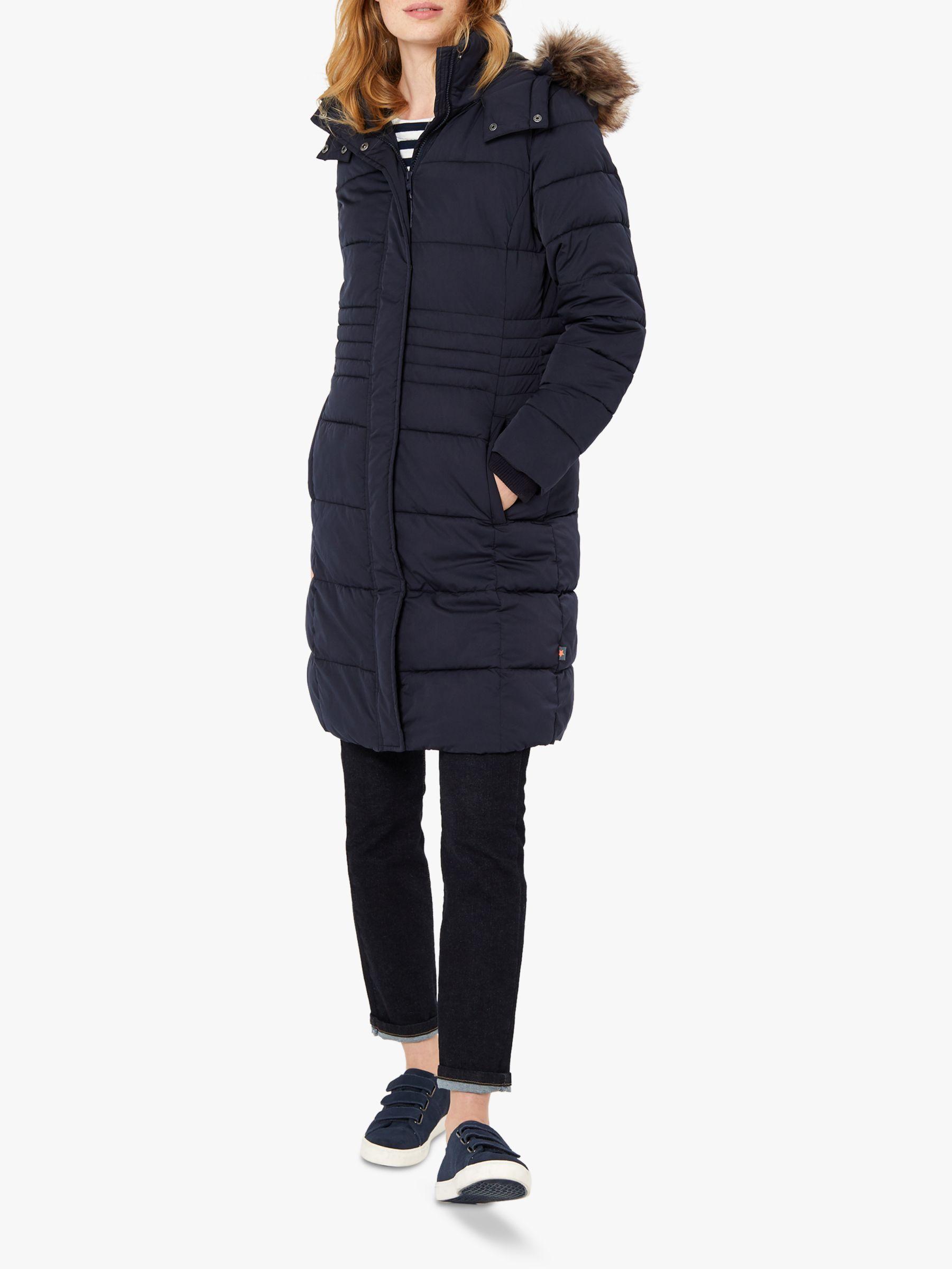6f60835d4d1 White Stuff Thirlmere Long Puffer Coat at John Lewis & Partners
