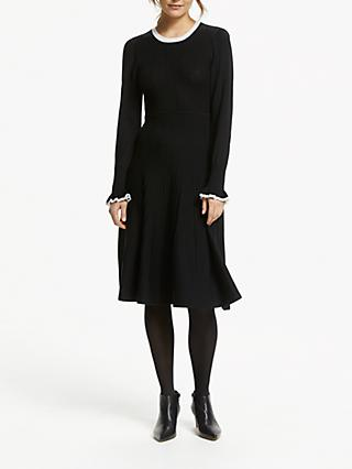 Somerset by Alice Temperley Knitted Dress, Black