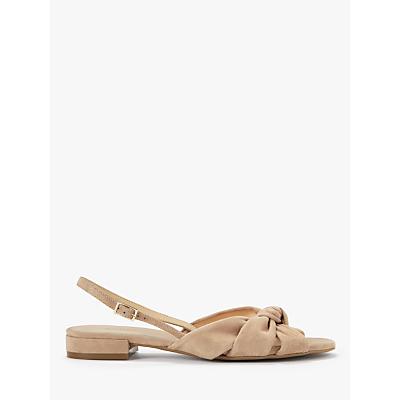 Modern Rarity Laurel Suede Slingback Sandals