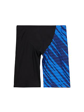 89931d12a367 Speedo Boys  Panel Jammers Swimming Shorts