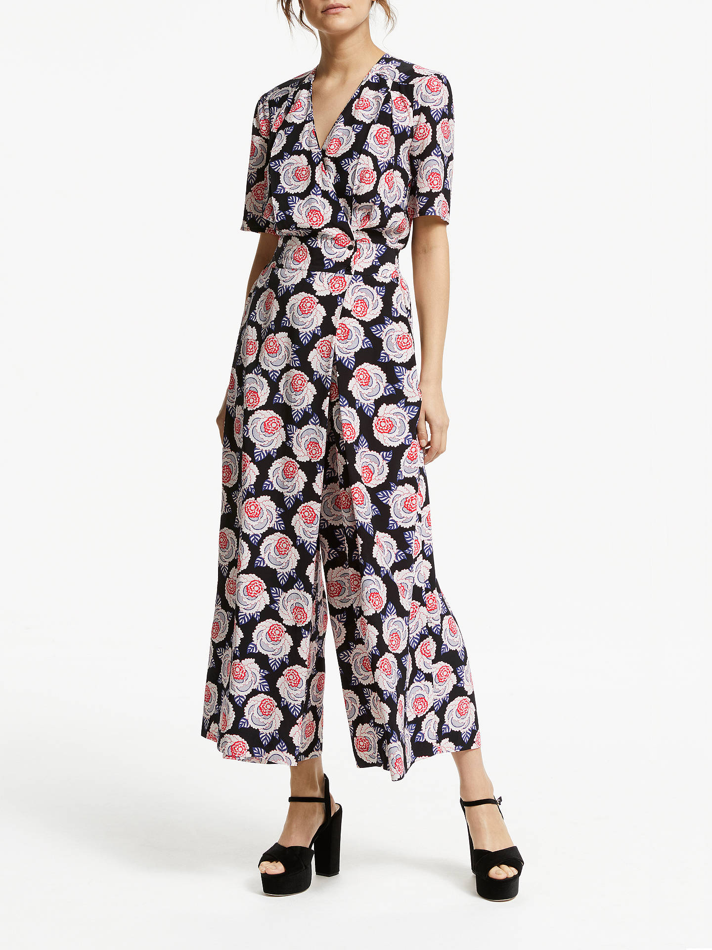 f97ece37b0 Buy Somerset by Alice Temperley Lace Floral Print Jumpsuit