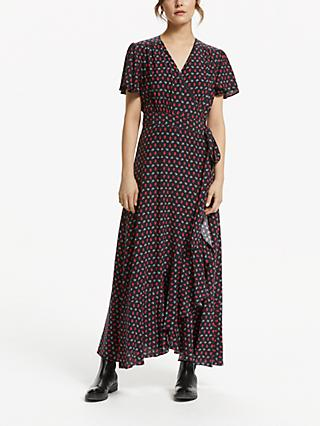 Somerset by Alice Temperley Mini Heart Maxi Dress, Multi
