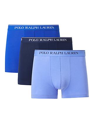 27907494f41 Polo Ralph Lauren Contrast Waistband Trunks