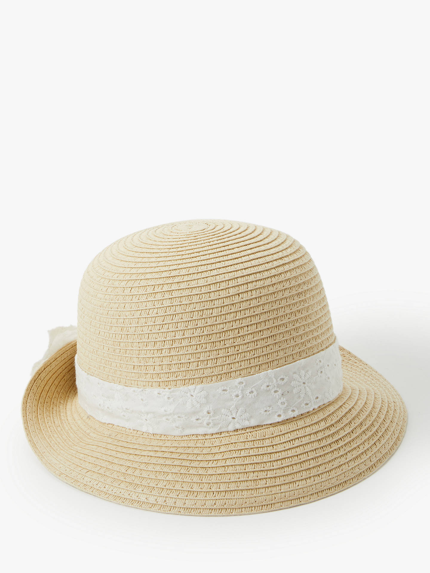 1b524b45cd650 Buy John Lewis   Partners Baby s Straw Hat