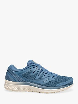 Saucony Guide ISO 2 Women's Running Shoes, Blue Shade