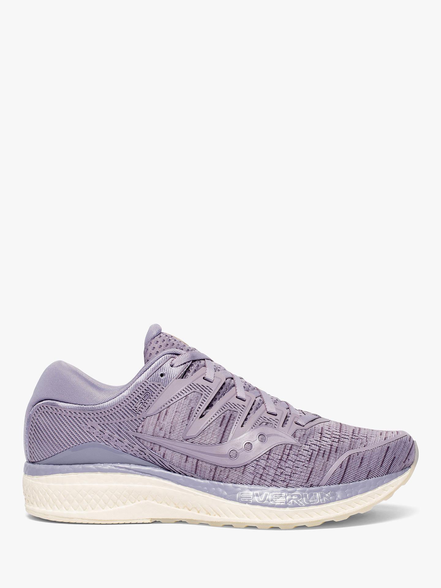 2fa1024ddf Saucony Hurricane ISO 5 Women's Running Shoes, Purple at John Lewis ...