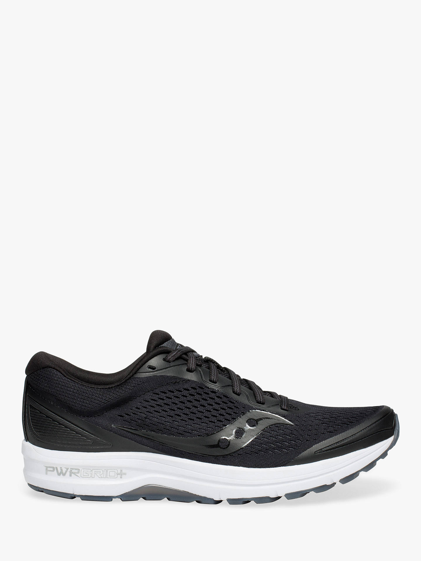 813273e2 Saucony Clarion Men's Running Shoes, Black
