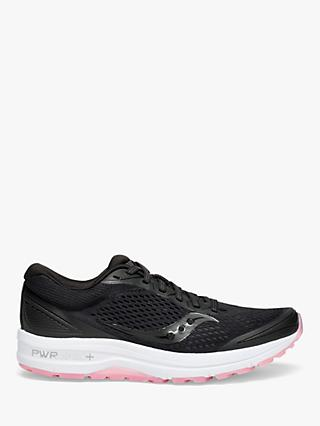 Saucony Clarion Women's Running Shoes, Black