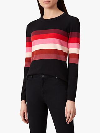 Hobbs Steph Jumper, Black/Multi