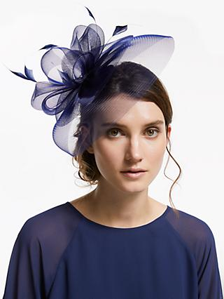 85a9df3f090bf Blue | Occasion Hats & Fascinators | John Lewis & Partners