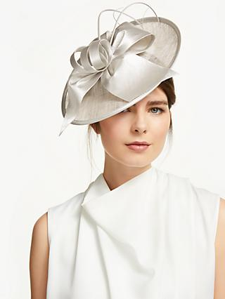 161be638be7e2 John Lewis   Partners Mila Bow and Loop Disc Occasion Hat