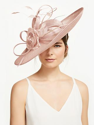 fb2569bf2008e John Lewis   Partners Victoria Flower and Loop Disc Occasion Hat
