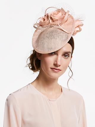 63c76178686 John Lewis   Partners Paige Flower Side Disc Occasion Hat