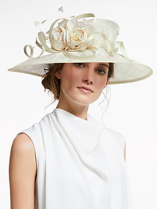 b108a333e5f5f John Lewis   Partners Esme Flower and Loop Occasion Hat