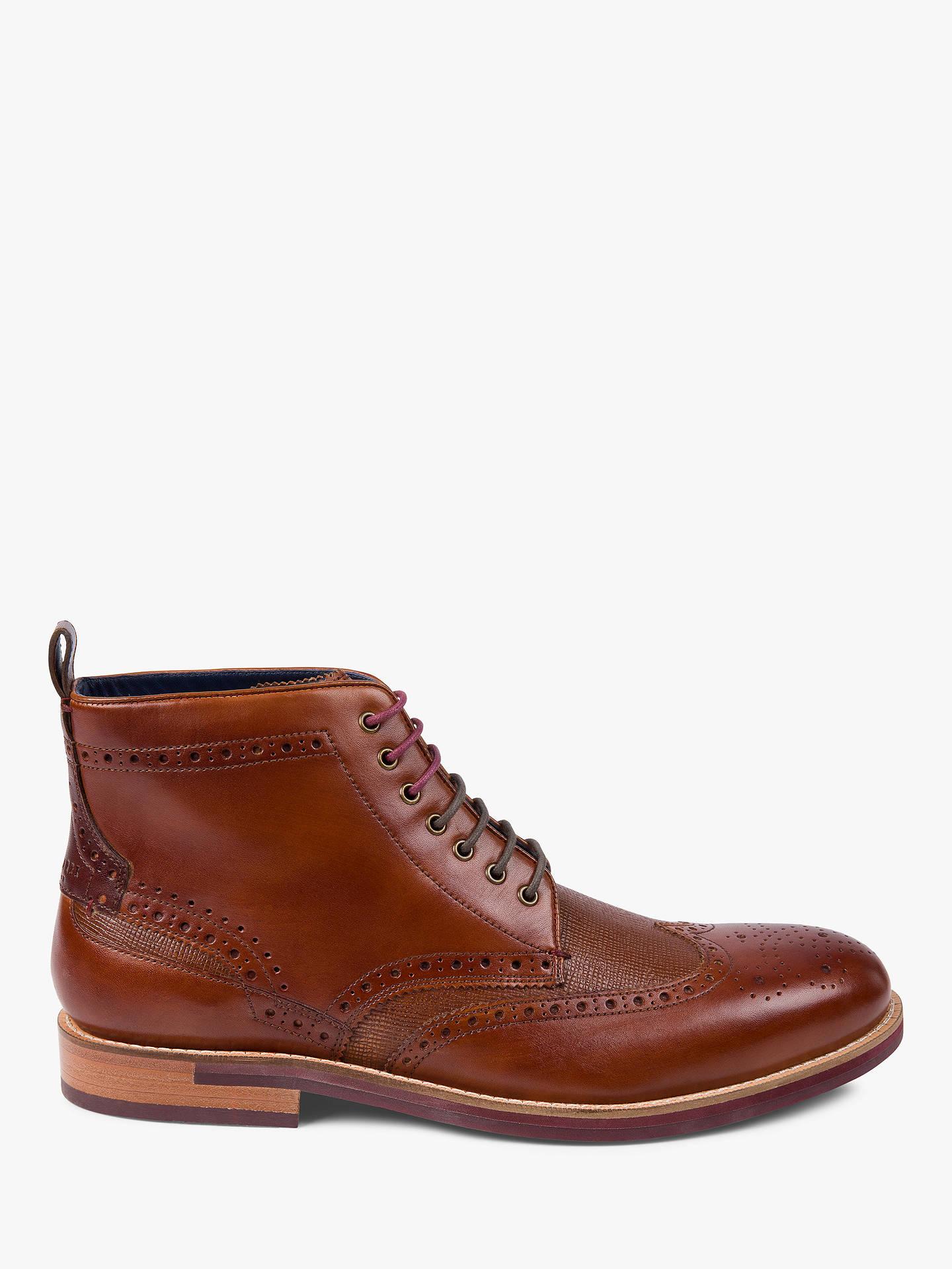 0b1edd0441ef Buy Ted Baker Hjenno Brogue Boots