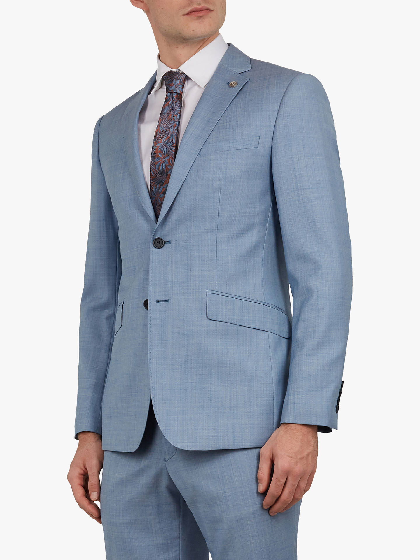 5395c577ed461 Buy Ted Baker Steadyj Sharkskin Tailored Suit Jacket