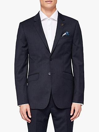 20eb97cb3 Ted Baker Timzon Wool Tailored Suit Jacket