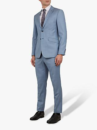 5784b619adc99e Ted Baker Steadyt Sharkskin Tailored Suit Trousers