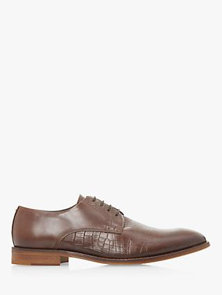 Bertie Portt Textured Derby Shoes