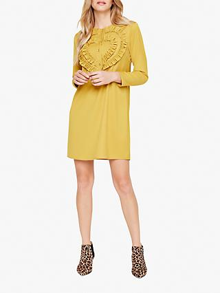 Damsel in a Dress Kiana Ruffle Dress, Mustard