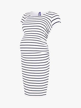 c71de444b1b Séraphine Krista Striped Maternity Dress