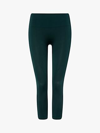 Pepper & Mayne Margot 3/4 Length Tights, Green