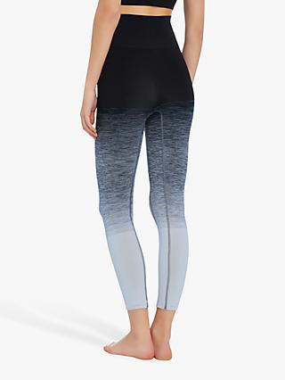Pepper & Mayne Ombre Goddess Compression Leggings, Backstage Blush
