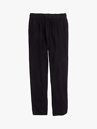 Madewell Track Trousers, True Black