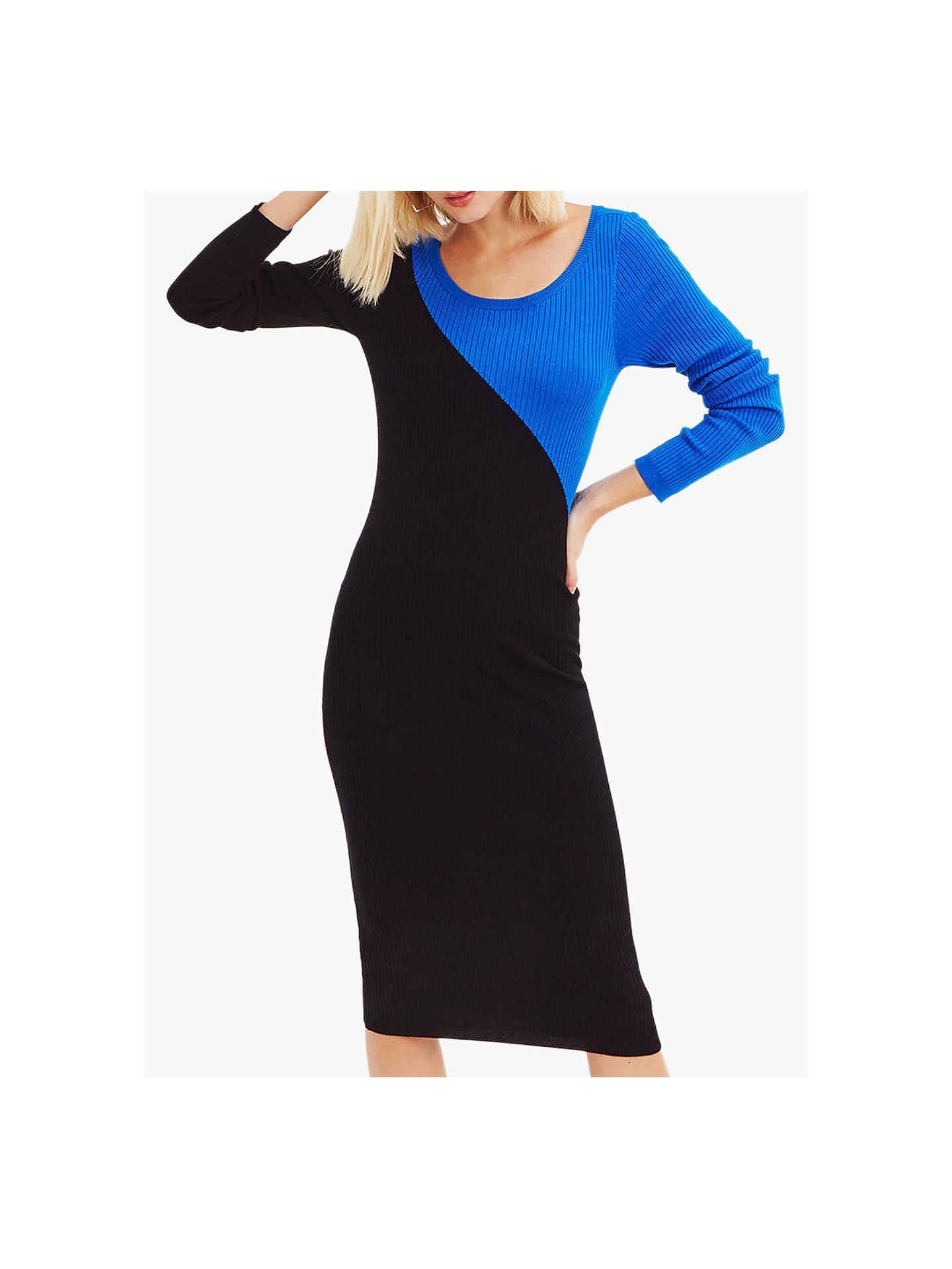 ad6ae2216dc Buy Oasis Breanna Colourblock Dress