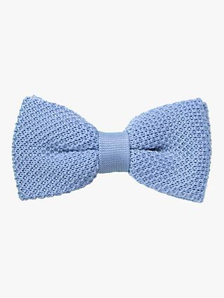 John Lewis & Partners Heirloom Collection Boys' Knitted Bow Tie