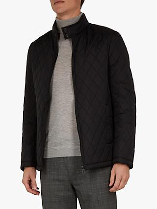 Ted Baker Cote Quilted Jacket, Black