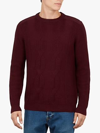 Ted Baker Laichi Crew Neck Jumper